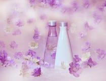 Fundo bonito do perfume Fotos de Stock Royalty Free