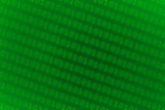 Fundo borrado do código binário Fotografia de Stock