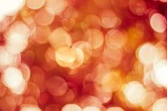 Fundo borrado do conceito do dia de Valentim Rosa vermelha Fotos de Stock