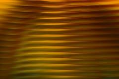Fundo borrado sum?rio Linhas e curvas do ouro Teste padr?o listrado ilustração do vetor