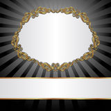 Fundo branco Fotos de Stock Royalty Free