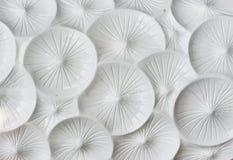 Fundo branco abstrato Imagens de Stock
