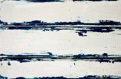 fundo Branco-azul das pranchas pintadas imagens de stock royalty free
