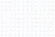 Fundo branco com um teste padrão Fotos de Stock Royalty Free