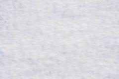 Fundo branco da neve fotografia de stock