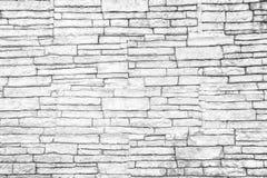 Fundo branco da parede de tijolo Fotos de Stock