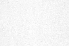 Fundo branco da textura da parede da cor Foto de Stock
