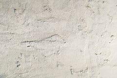 Fundo branco da textura da parede de tijolo do vintage velho Imagem de Stock