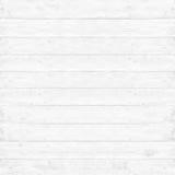 Fundo branco da textura da prancha de madeira do pinho Foto de Stock