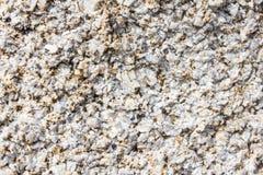 Fundo branco da textura da rocha fotografia de stock