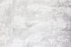 Fundo branco do muro de cimento, foto de stock royalty free