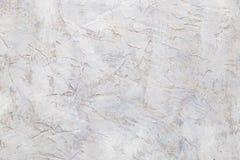 Fundo branco gasto Parede rústica com alta resolução Copie o espaço Vista superior imagem de stock royalty free