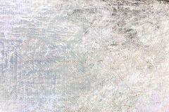 Fundo branco pintado à mão abstrato da lona do Grunge fotos de stock royalty free