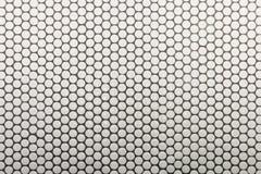 Telhas de mosaico redondas imagens de stock royalty free