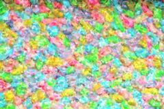 Fundo brilhante abstrato multicolorido wallpaper Pintura misturada Fotos de Stock Royalty Free