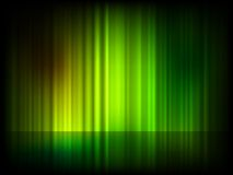 Fundo brilhante abstrato verde EPS 8 Fotografia de Stock Royalty Free