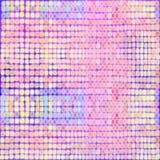 Fundo brilhante da aquarela com retângulos de brilho ilustração do vetor