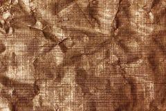 Fundo brilhante de bronze da folha ilustração royalty free