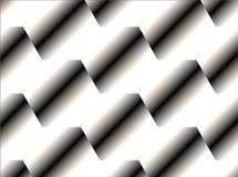 Fundo brilhante escovado cinzento do inclinação diagonal moderno do sumário foto de stock