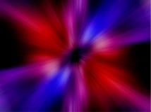 Fundo cósmico ilustração do vetor