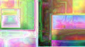 Fundo cúbico abstrato de prisma Imagem de Stock Royalty Free