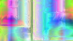 Fundo cúbico abstrato de prisma Fotografia de Stock Royalty Free