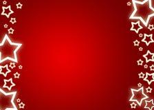 Fundo/cartão do Natal Imagens de Stock