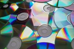 Fundo CD Imagem de Stock Royalty Free