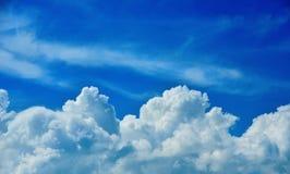 Fundo celestial do céu imagem de stock royalty free