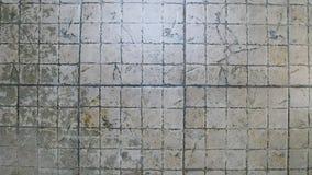 Fundo cerâmico à terra sujo Fotos de Stock