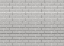 Fundo cerâmico cinzento da textura das telhas de mosaico ilustração stock