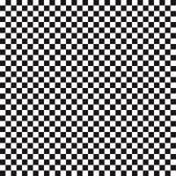 Fundo Checkered Foto de Stock Royalty Free