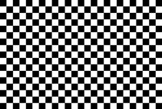 Fundo Checkered da placa de xadrez Fotos de Stock