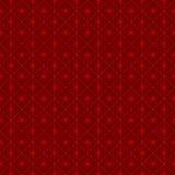 Fundo chinês do teste padrão de flor da verificação do diamante do tracery da janela do vintage sem emenda Imagem de Stock Royalty Free