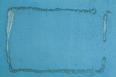 Fundo cian velho da parede das texturas Fundo perfeito com espa?o imagem de stock royalty free