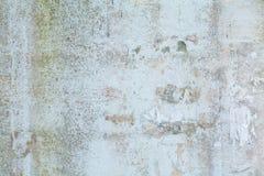 Fundo cian velho da parede das texturas Fundo perfeito com espa?o imagens de stock royalty free