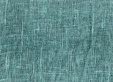 Fundo ciano da textura do algodão da cor imagem de stock royalty free
