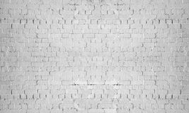 Fundo cinzento da parede de tijolo Imagem de Stock Royalty Free