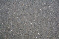 Fundo cinzento da textura do asfalto closeup Vista macro fotos de stock royalty free