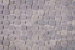 Fundo cinzento da textura do pavimento Fotografia de Stock Royalty Free