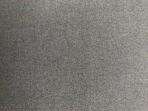 Fundo cinzento da textura do teste padrão de matéria têxtil para seu projeto de trabalho fotos de stock
