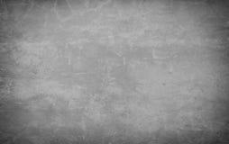 Fundo cinzento de pedra do muro de cimento do tijolo áspero Imagens de Stock