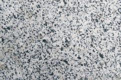 Fundo cinzento de pedra natural do granito com o har de superfície não tratado Fotos de Stock Royalty Free
