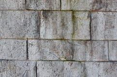 Fundo cinzento do tijolo foto de stock royalty free