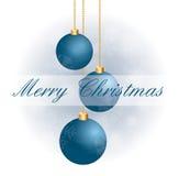 Fundo cinzento dos feriados do Natal do vetor Foto de Stock