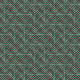 Fundo cinzento e verde geométrico descascado sumário ilustração do vetor
