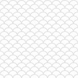 Fundo cinzento geométrico para seu projeto, vec conservado em estoque das escalas de peixes ilustração do vetor