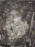 Fundo cinzento pintado Imagem de Stock Royalty Free