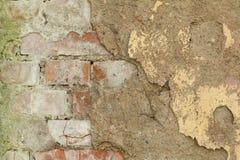 Fundo cinzento velho da parede das texturas Fundo perfeito com espa?o imagens de stock