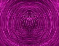 Fundo circular abstrato com brilho colorido Imagem de Stock Royalty Free